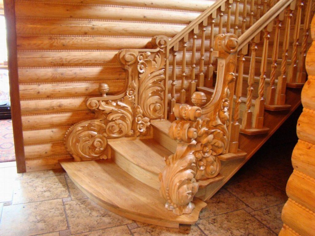 Эксклюзивные лестницы - Интерьерный салон Sophia. Новосибирск.