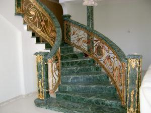 Лестница элитная под заказ